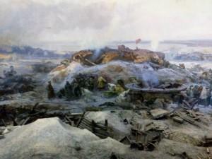 Mamajev kurgan Staljingrad