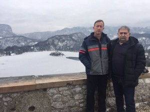 5 Bledsko jezero