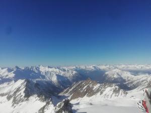 Slika Vrh Grosglokner Alpi Austrija...