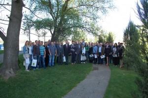 ucesnici seminara ispred hotela djerdap_resize